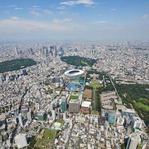 Tòquio Estadi Olimpic @Tokyo2020