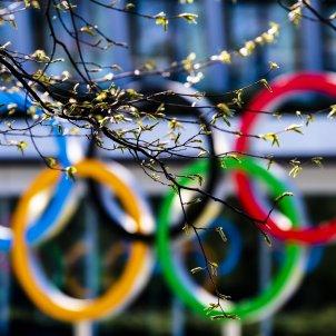 Anelles olimpiques Jocs Olimpics Toquio JJOO EFE