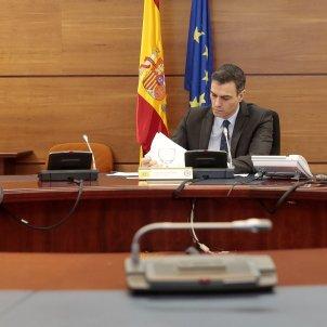 consejo ministros sanchez coronavirus Pool Moncloa/J.M. Cuadrado