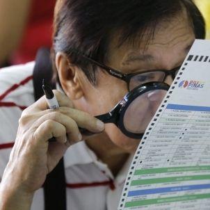 Eleccions a Filipines / Efe