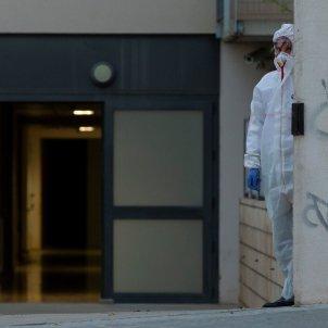 coronavirus residencia barcelona   efe