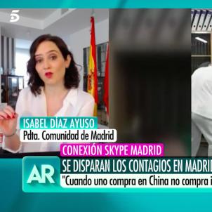 Isabel Díaz Ayuso Tele5