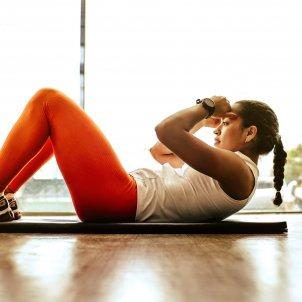 Exercici dona unsplash