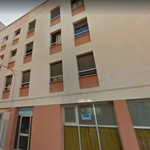 residencia coronavirus Valls- google maps