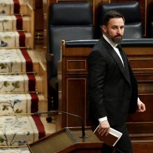 Santiago Abascal Congrés EFE