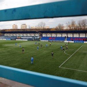Bielorússia futbol EFE