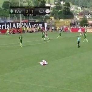 Abdelhak Nouri Ajax Werder Bremen EuropaPress
