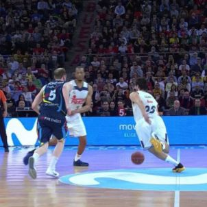Llull Madrid Copa Rey Movistar
