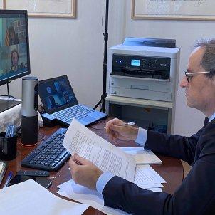 Quim Torra consell executiu coronavirus Jordi Bedmar