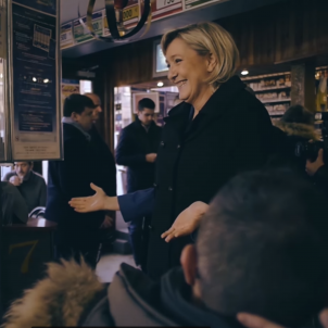 Marine Le Pen / Youtube
