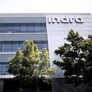 Sede de la compañía tecnológica Indra, en Alcobendas. Foto: Europa Press