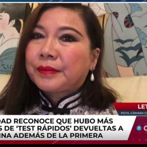 Leticia Chen Todo es Mentira