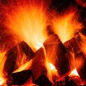 Foguera foc espurna (Peter H)