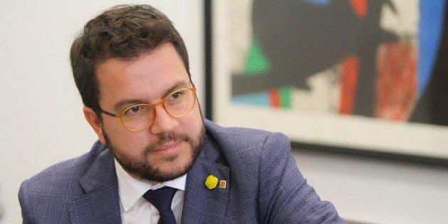 Pere Aragonès - Cedida no cal signar