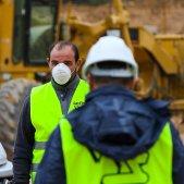 obrers treballadors mascareta coronavirus ERTO - Europa Press