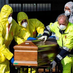 morts taut coronavirus - efe