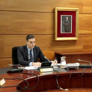 coronavirus   reunio consell de ministres   estat alarma   Moncloa (2)