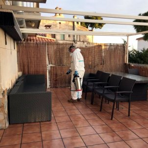 exercit espanyol ume coronavirus creixell tarragona - ACN
