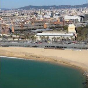 platja helicopter mossos