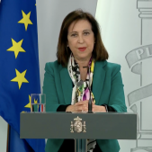 margarita robles moncloa captura
