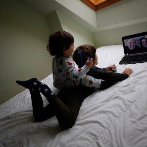 nens videotrucada - Efe