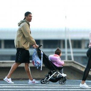 Cristiano passeig portugal coronavirus @calciopillole