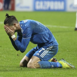 Cristiano Ronaldo Juventus Champions Europa Press