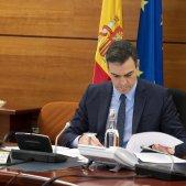 pedro sanchez consell ministres Pool Moncloa/Borja Puig de la Bellacasa