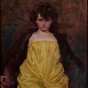 La Sargantain. Júlia. Ramon Casas