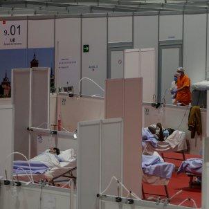 coronavirus pavello ifema madrid   Europa Press (2)
