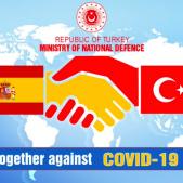 Coronavirus | Turquia envia un avió d'ajuda a Espanya i confirma la lluna de mel