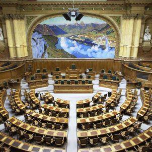 Parlament suissa