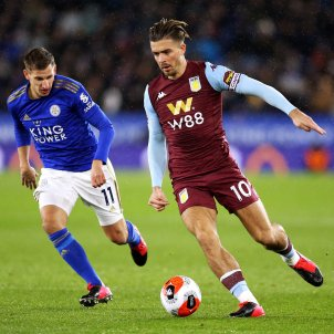 Jack Grealish Aston Villa Premier League Europa Press