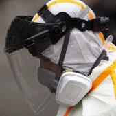 Coronavirus desinfecció contenidors brossa mascareta sanejament escombraries - Sergi Alcazar