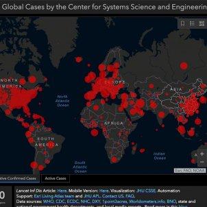 mapa mundo coronavirus ultima hora 2 abril