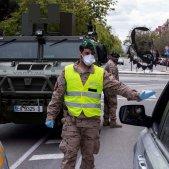 Militars a Lorca EFE