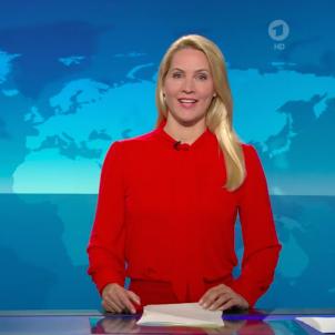 Tagesschau Televisió Alemanya