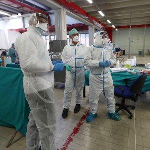 coronavirus italia epi - efe