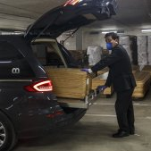 Coronavirus Taüts parking tanatori collserola memora morts - Sergi Alcazar