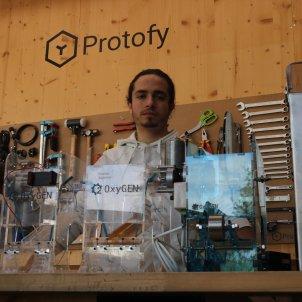 Coseller delegat de Protofy.xyz i impulsor d'OxyGEN - aCN