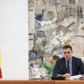 Sánchez allarga fins al 26 d'abril l'estat d'alarma pel coronavirus