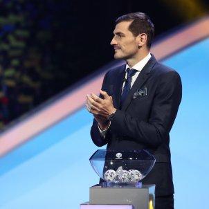 Iker Casillas Philipp Lahm Europa Press