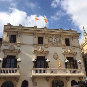 bandera espanyola ajuntament @mcarbo