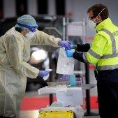 Coronavirus | L'Estat destina a Catalunya 180.000 tests d'un total d'un milió