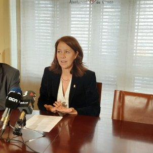 Marta Madrenas alcaldessa Girona ACN