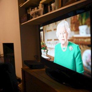 discurs reina Isabel II Anglaterra EFE