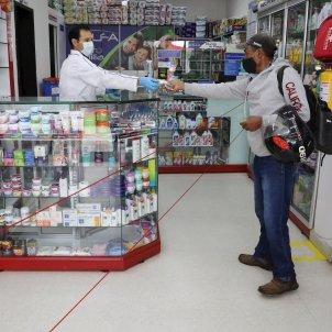Farmacia mascaretes EFE