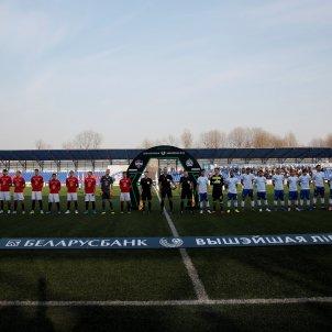 Bielorussia futbol EFE