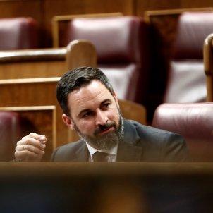 Santiago Abascal VOX Junta electoral EP