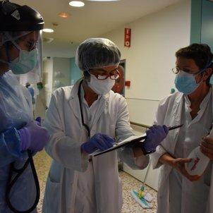 coronavirus Hospital Sta Caterina ACN